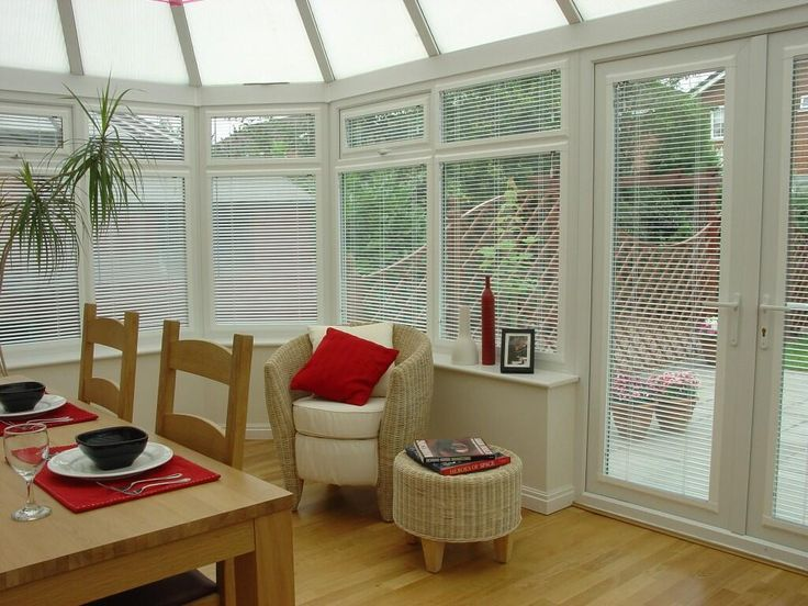 Stunning Conservatory Blinds