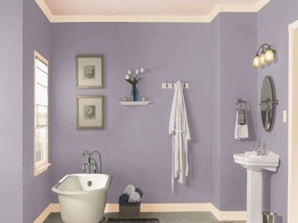 Bright Ideas For Bathroom Paint Colors Bathroom Decorating Ideas And Designs