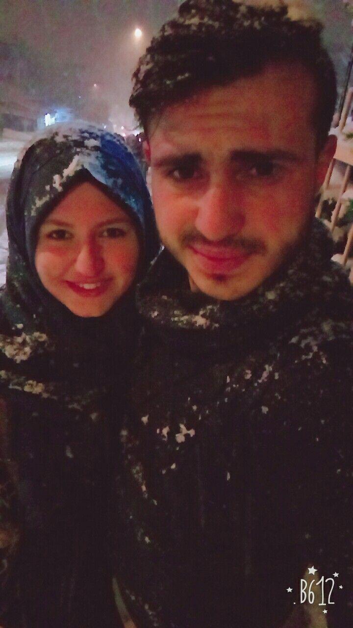 Kardan Kadın ve Kardan Adam <3