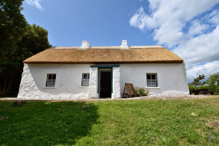 Paraic pearses cottage Screebe co Galway