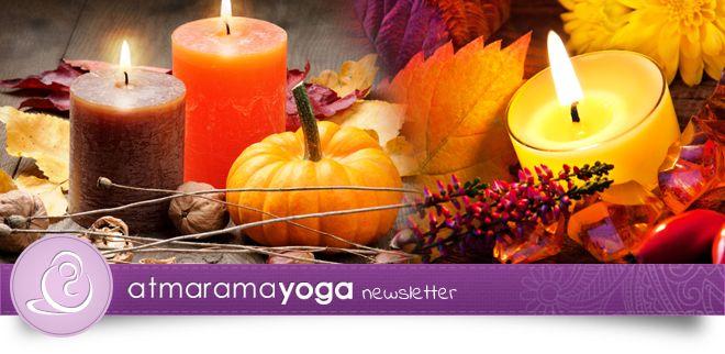 atmarama yoga Newsletter (11/2014)