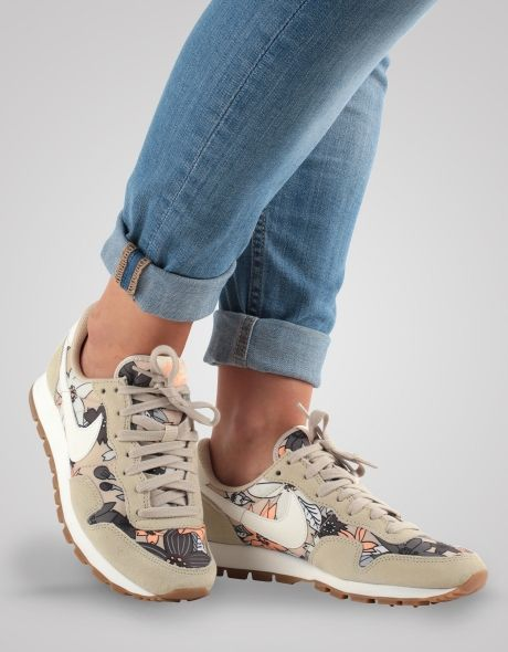 Nike Air Pegasus 83 W chaussures argent turquoise