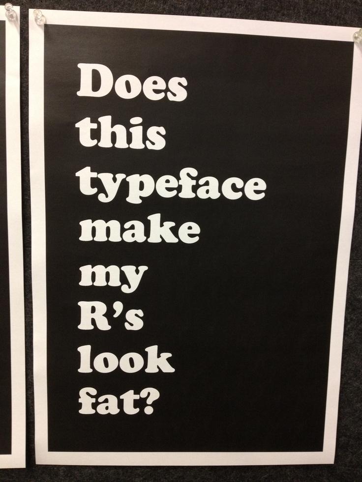 OK, it's a pun, but I think it's funny. For the love of Cooper Black.