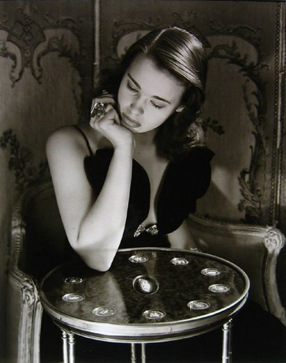 Horst P Horst - Gloria Vanderbilt #style #fashion
