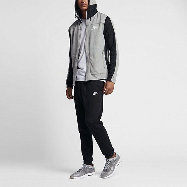 Nike Sportswear Advance 15 Sudadera con capucha de tejido Knit - Hombre