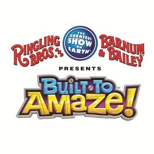 TICKETS TO RINGLING BROS. AND BARNUM & BAILEY® PRESENTS BUILT TO AMAZE!SM GO ON-SALE JUNE 9