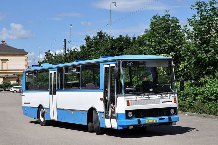 Karosa C734 Dobrichovice
