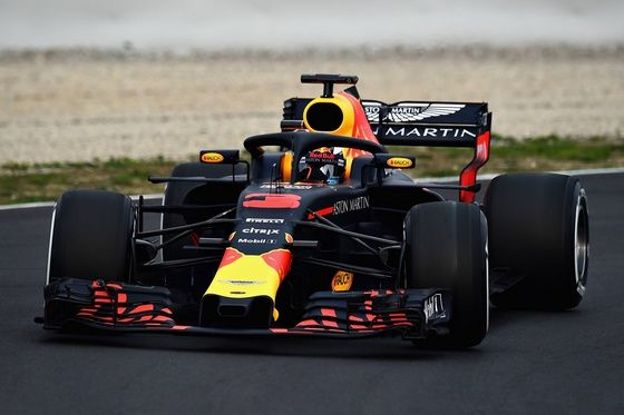 Red Bull RB14 - TAG Heuer