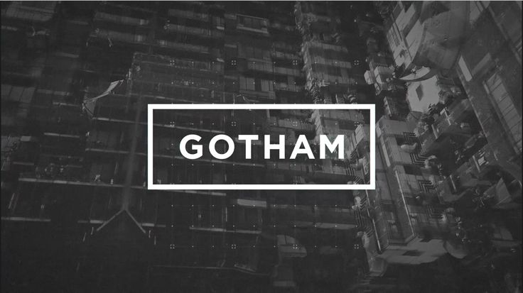 "Check out this @Behance project: ""Gotham Bold - Animated Typeface"" https://www.behance.net/gallery/38633237/Gotham-Bold-Animated-Typeface"