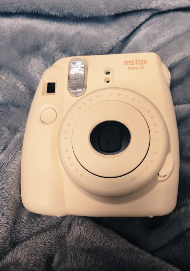 Instax Mini 8 Honey Yellow Polaroid From Amazon With Film In 2019