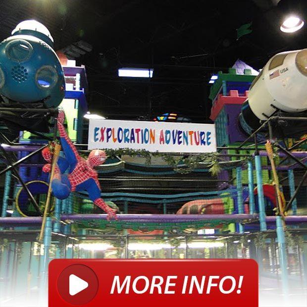 Odyssey Fun World Naperville Il Fun World Kids Party Venues Where To Take Kids