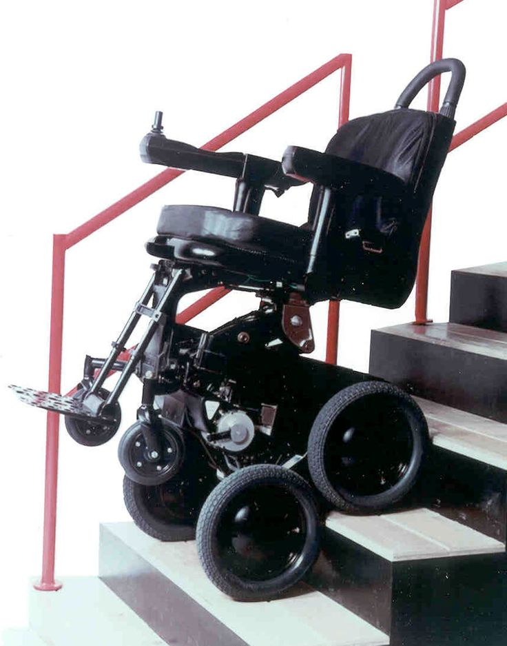 64 best wheelchair images on pinterest wheelchairs for Motorized wheelchair stair climber