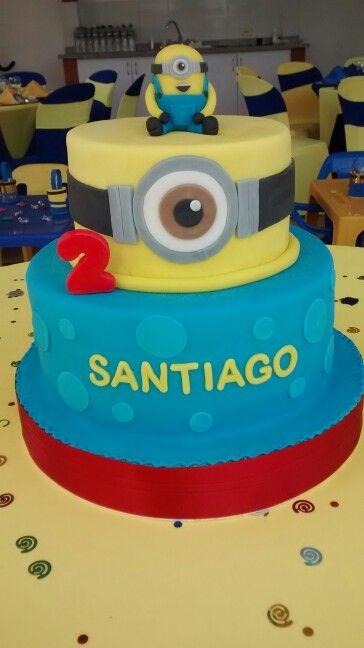 Torta minions wepakids