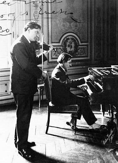 ■ George Enescu (1881 - 1955): Naver blog