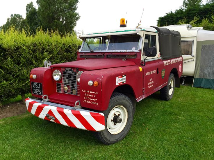 Pin By John Stokes On Land Rover Series 2 Club