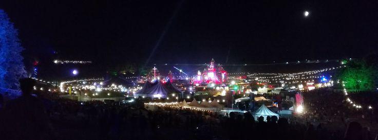 Photo taken at #Boomtown Fair 2016 -