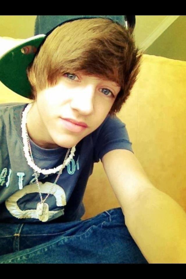 Austin Gray, you're beautiful.