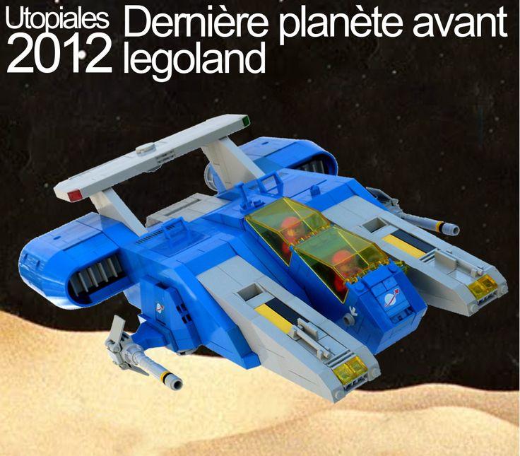 Utopiales | Essai d'affiche pour l'expo lego aux Utopiales N… | Flickr - Photo Sharing!