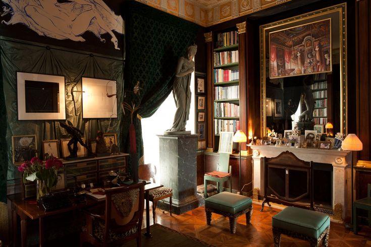Parisian apartment | Studio Jacques Garcia