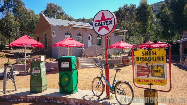 Diesel & Creme vintage diner, Barrydale