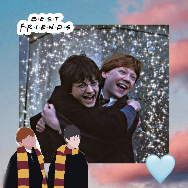 Harry And Ron In 2021