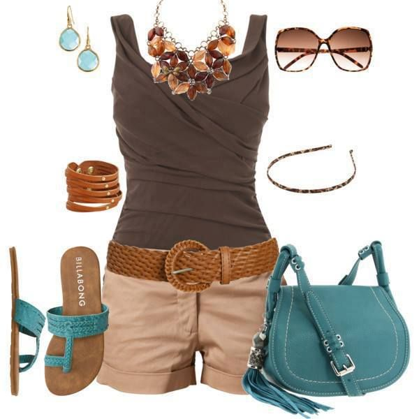 :Adorable! summer outfits