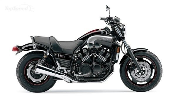 I wish the weather was nice enough to go out and ride ours today!  Yamaha V-Max