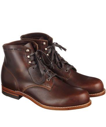 """Wolverine - Herren Schnürschuhe """"1000 Mile Boots"""" #meanswear #fashion #shoes #engelhorn"""