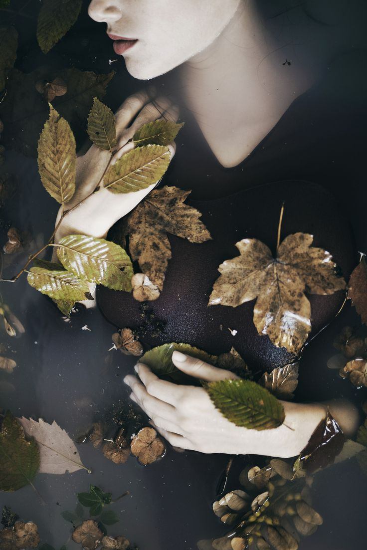 gyclli:  it is autumn in my heart *** By monia merlo