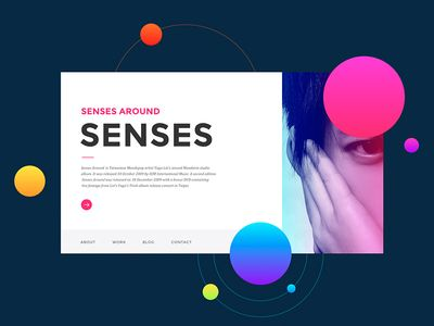 Senses Around