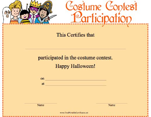 conference participation certificate template professional and