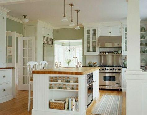 Kücheninsel zu Hause – 30 stilvolle Einrichtungsideen für Ihre Küche