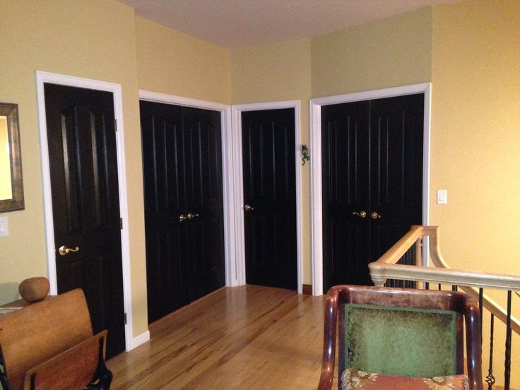 doors on pinterest inside front doors painting doors and interior. Black Bedroom Furniture Sets. Home Design Ideas