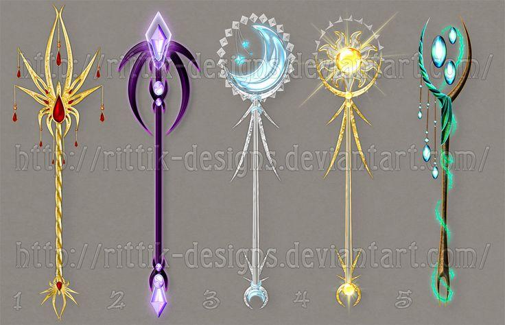 Staff designs 27 by Rittik-Designs on deviantART