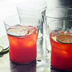 Sunset December 2014 Recipe Collection | Rudolph's Nose Punch  | MyRecipes.com