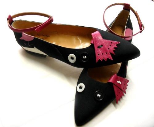Las Bailarinas Locas- Le scarpe nere #shoes #ballerine