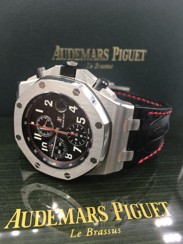 187 best audemars piguet images on pinterest audemars piguet royal oak chic and chronograph for Royal oak offshore vampire