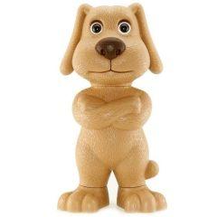 Durun Bu Köpek Konuşuyor!    Hayvanlar bizimle konuşabilseler ne kadar ilginç olurdu değil mi?  Şimdilik gerçekleri konuşamıyor olsa da bizim Talking Bob köpeğimiz konuşuyor.  Üstelik tepkileri gerçek bir köpek gibi. Karnına, kollarına, burnuna, poposuna ve ayaklarına dokunduğunuzda  tepkiler vererek söylediklerinizi de komik ses tonuyla tekrarlıyor.