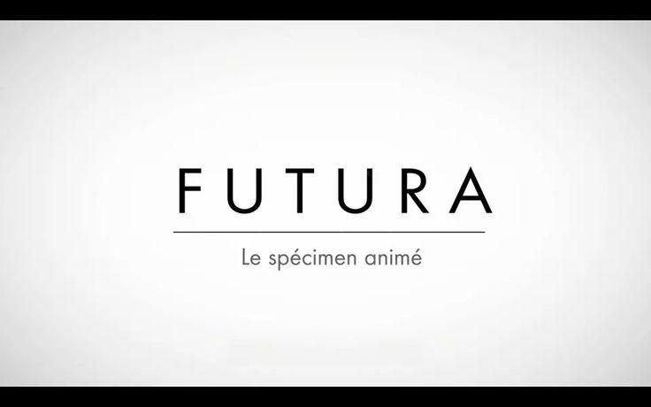 FUTURA LE SPECIMEN ANIME on Vimeo_study