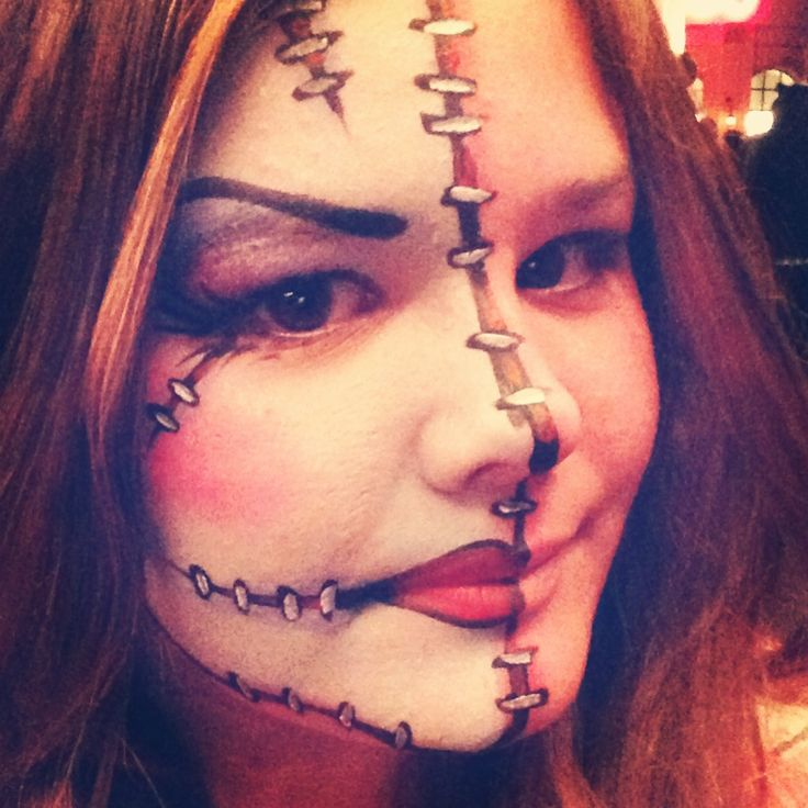Makeup Ideas » Rag Doll Makeup - Beautiful Makeup Ideas and Tutorials