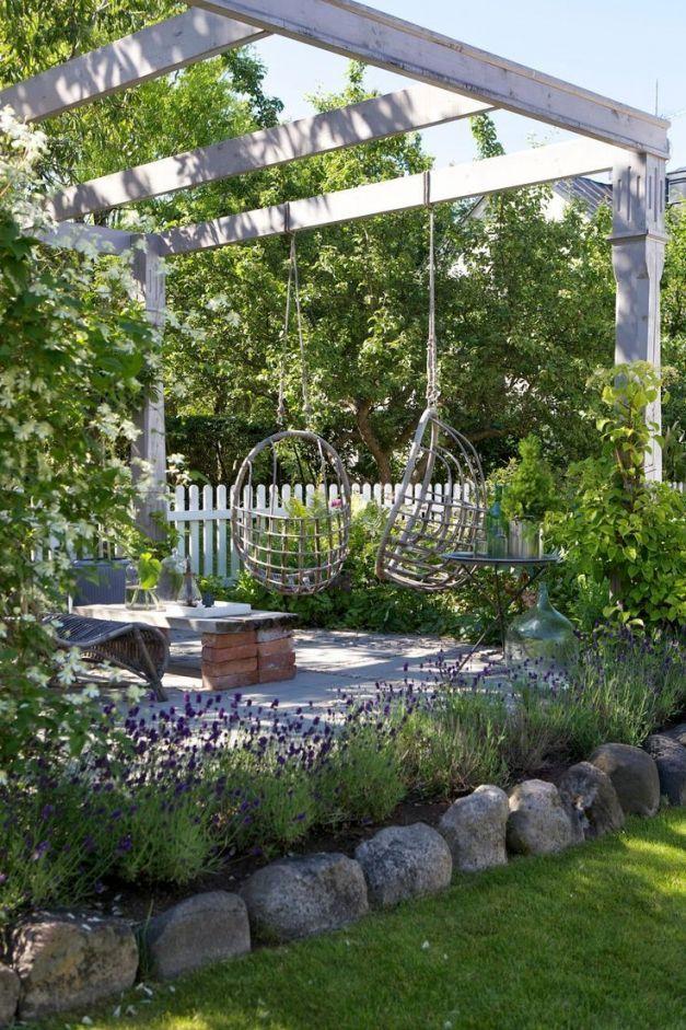 Innenarchitektur:Ehrfürchtiges Ideen Fur Gartengestaltung Einfache Ideen Fur De