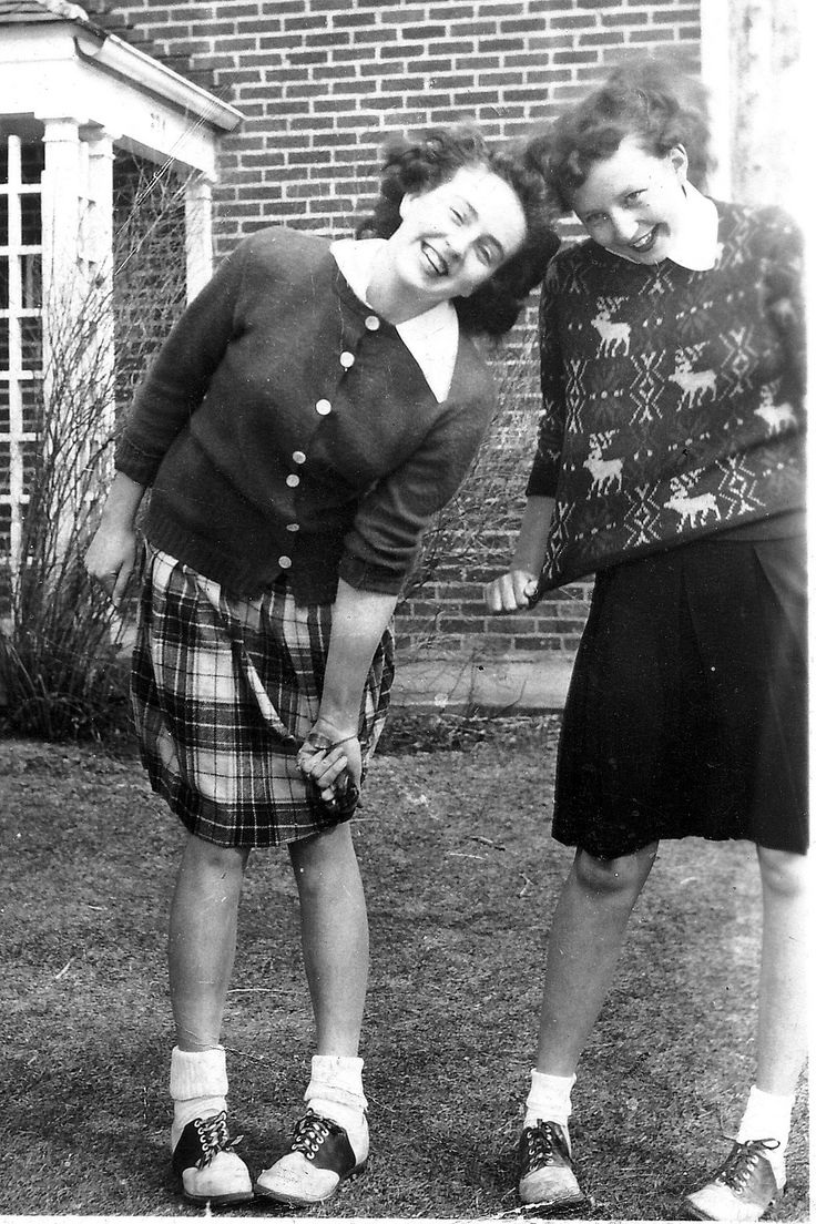 """saddle-shoes #1940s-