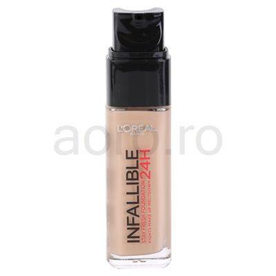 L'Oréal Paris Infallible fard lichid de lunga durata | aoro.ro