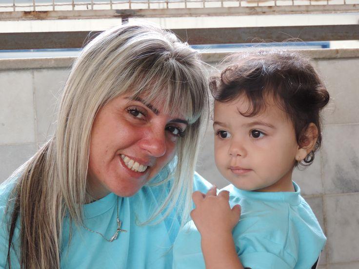 Carla Beatriz e Alice Teixeira - Olimpíadas - 2015