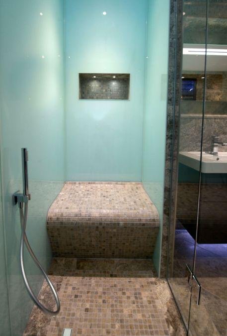 Lustrolite Glacier High Gloss Bathroom Wall Panels