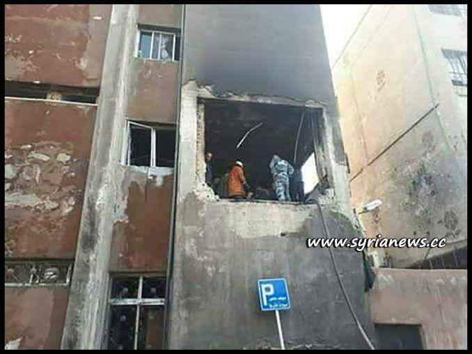 Twin Terrorist Suicide Bombings Hit al-#Midan Neighborhood – #Damascus  http://www.syrianews.cc/twin-terrorist-bombings-midan-damascus/ #AlQaeda #FSA #Nusra #ISIS #CIA #USA #Saudi #Wahhabism