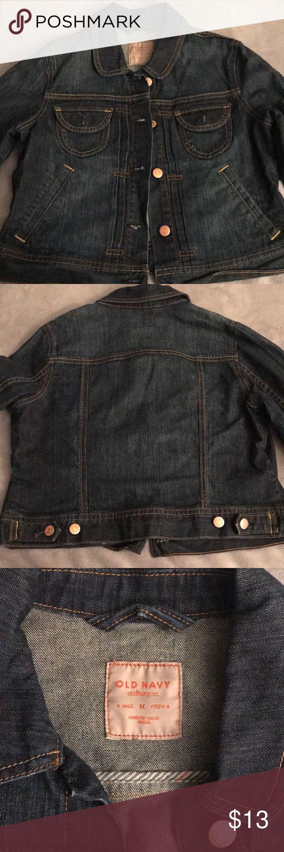 Old Navy Women's Jean Jacket. Size M. Old Navy Women's Jean Jacket. Size M. Old Navy Jackets & Coats Jean Jackets
