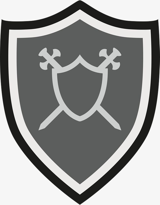 Combat Shield Shield Vector Flat Shield Png Transparent Clipart Image And Psd File For Free Download Shield Vector Coat Of Arms Shield