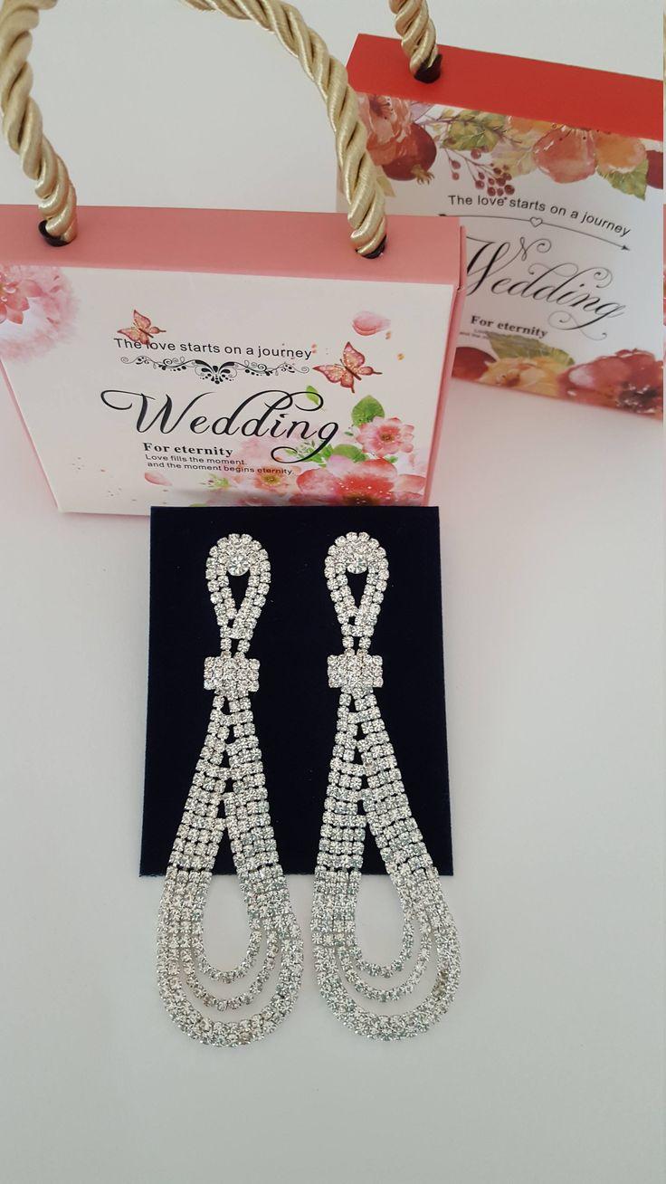 LUCKY BRIDE  EARRINGS