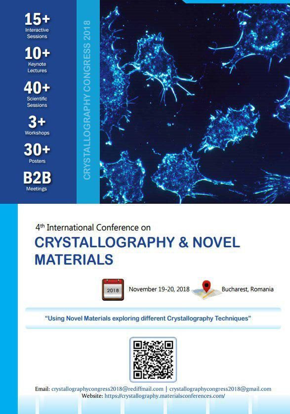 Crystallography Congress 2018 Congress News Conference